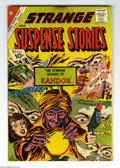 Silver Age (1956-1969):Horror, Strange Suspense Stories #57 Bethlehem pedigree (Charlton, 1961)Condition: VF/NM. A certificate of authenticity from the Be...