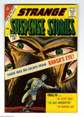 Silver Age (1956-1969):Horror, Strange Suspense Stories #59 Bethlehem pedigree (Charlton, 1962)Condition: VF/NM. Includes a certificate of authenticity fr...