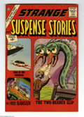 Silver Age (1956-1969):Horror, Strange Suspense Stories #60 Bethlehem pedigree (Charlton, 1962)Condition: NM-. Includes a certificate of authenticity from...