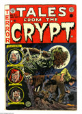 Golden Age (1938-1955):Horror, Tales From the Crypt #37 (EC, 1953) Condition: VG. Jack Daviscover. Davis, Bill Elder, Graham Ingels, and Joe Orlando art. ...