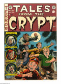 Golden Age (1938-1955):Horror, Tales From the Crypt #38 (EC, 1953) Condition: VG/FN. Jack Daviscover (toned down by EC prior to publication). Davis, Reed ...