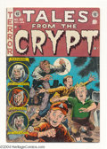 Golden Age (1938-1955):Horror, Tales From the Crypt #39 (EC, 1953) Condition: VG/FN. Jack Daviscover. Davis, Graham Ingels, and Joe Orlando art. Overstree...