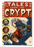 Golden Age (1938-1955):Horror, Tales From the Crypt #43 (EC, 1954) Condition: FN. Jack Daviscover. Davis, George Evans, Graham Ingels, and Joe Orlando art...