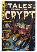Golden Age (1938-1955):Horror, Tales From the Crypt #44 (EC, 1954) Condition: VG+. Jack Daviscover. Davis, Reed Crandall, Jack Kamen, and Graham Ingels ar...
