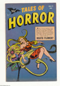 Golden Age (1938-1955):Horror, Tales of Horror #11 (Toby Publishing, 1954) Condition: VG.Overstreet 2004 VG 4.0 value = $44....