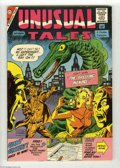 Silver Age (1956-1969):Horror, Unusual Tales #18 White Mountain pedigree (Charlton, 1959)Condition: VF+. Overstreet 2004 VF 8.0 value = $46; VF/NM 9.0val...
