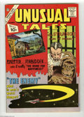 Silver Age (1956-1969):Horror, Unusual Tales #31 White Mountain pedigree (Charlton, 1961)Condition: NM-. Steve DItko cover art (one panel). Overstreet200...