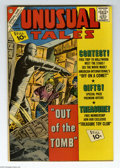Silver Age (1956-1969):Horror, Unusual Tales #32 (Charlton, 1962) Condition: NM-. Overstreet 2004NM- 9.2 value = $45....