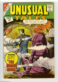 Unusual Tales #35 White Mountain pedigree (Charlton, 1962) Condition: NM-. Overstreet 2004 NM- 9.2 value = $45