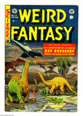 Golden Age (1938-1955):Science Fiction, Weird Fantasy #17 (EC, 1951) Condition: FN. Al Feldstein cover. AlWilliamson/Roy Krenkel, Bill Elder, Joe Orlando, and Wall...