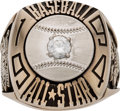 Baseball Collectibles:Others, 1994 Don Baylor All-Star Game Ring. The National ...