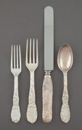 Silver & Vertu, A Forty-Eight-Piece Tiffany & Co. Chrysanthe...