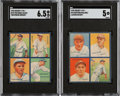 Baseball Cards:Lots, 1935 Goudey 4 in 1 Baseball Collection (19)....