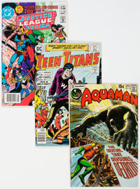 DC Bronze Age Comics Group of 37 (DC, 1970s) Condition: Average FN/VF.... (Total: 37 Comic Books)