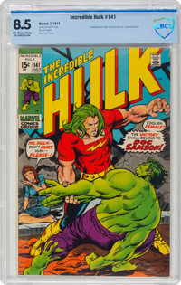 The Brave and the Bold #34 Hawkman (DC, 1961) CBCS VF+ 8.5 Off-white to white pages