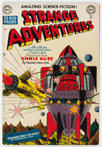 Strange Adventures #3 (DC, 1950) Condition: FN