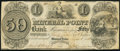Obsoletes By State:Wisconsin, Mineral Point, WI- Mineral Point Bank $50 June 1, 1838 Fine.. ...