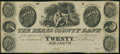 Obsoletes By State:Pennsylvania, Reading, PA- Berks County Bank $20 18__ Remainder Choice About Uncirculated.. ...