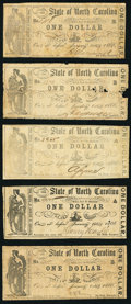 Obsoletes By State:North Carolina, Raleigh, NC- State of North Carolina $1 Oct. 10, 1861; Oct. 12, 1861; Oct. 13, 1861; Oct. 14, 1861; Oct. 15, 1861; Oct. 16, ... (Total: 10 notes)