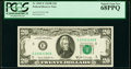 Fr. 2069-E $20 1969B Federal Reserve Note. PCGS Superb Gem New 68PPQ