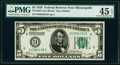 Small Size:Federal Reserve Notes, Fr. 1950-I $5 1928 Federal Reserve Note. PMG Choice Extremely Fine 45 EPQ.. ...