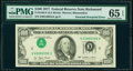 Error Notes:Inverted Third Printings, Inverted Third Printing Error Fr. 2168-E $100 1977 Federal Reserve Note. PMG Gem Uncirculated 65 EPQ.. ...