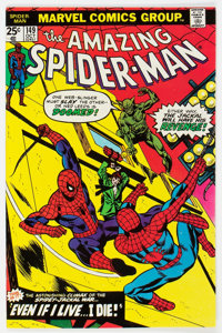 The Amazing Spider-Man #149 (Marvel, 1975) Condition: NM-