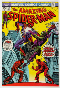 The Amazing Spider-Man #136 (Marvel, 1974) Condition: VF+