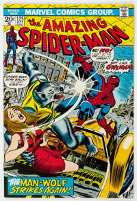 The Amazing Spider-Man #125 (Marvel, 1973) Condition: NM-