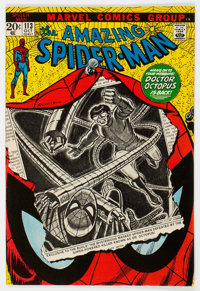 The Amazing Spider-Man #113 (Marvel, 1972) Condition: VF/NM
