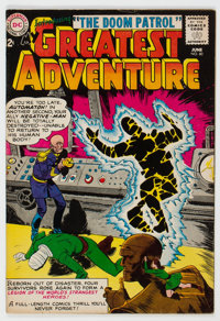 My Greatest Adventure #80 (DC, 1963) Condition: VG+
