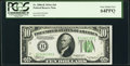 Small Size:Federal Reserve Notes, Fr. 2006-B $10 1934A Federal Reserve Note. PCGS Very Choice New 64PPQ.. ...