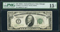 Fr. 2001-G* $10 1928A Federal Reserve Note. PMG Choice Fine 15 Net