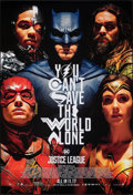 """Movie Posters:Action, Justice League & Other Lot (Warner Bros., 2017). Rolled, Very Fine/Near Mint. One Sheets (2) (27"""" X 40"""") DS Advance. Action.... (Total: 2 Items)"""