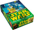 Non-Sport Cards:Unopened Packs/Display Boxes, 1978 Topps Star Wars Series 5 (In 4th Series Box) Wax Box With 36 Unopened Packs. ...