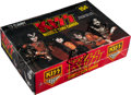 """Non-Sport Cards:Unopened Packs/Display Boxes, 1978 Donruss """"Kiss"""" Series 1 Unopened Wax Pack Box. ..."""