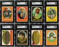 Football Cards:Sets, 1958 Topps Football Mid to High Grade Complete Set (132). ...
