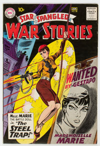Star Spangled War Stories #88 (DC, 1959) Condition: FN/VF