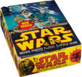 Non-Sport Cards:Unopened Packs/Display Boxes, 1977 Topps Star Wars Series 2 Wax Box With 36 Unopened Packs. ...