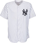 Baseball Collectibles:Uniforms, 2016 Aaron Judge Game Worn New York Yankees Rookie Jersey--Photo Matched to Fifth Game of Career!...