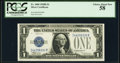 Fr. 1604 $1 1928D Silver Certificate. PCGS Choice About New 58
