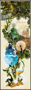 "Movie Posters:Adventure, The Jungle Book & Other Lot (Walt Disney Studios, 2016). Rolled, Very Fine/Near Mint. AMC IMAX Mini Posters (2) (7.5"" X 21.5... (Total: 2 Items)"