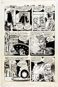 Dick Ayers (attributed) Secrets of Haunted House Unpublished Story Page 2 Original Art (DC Comics, c. 1982)