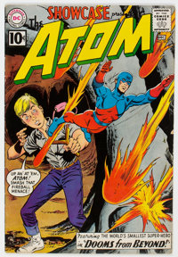 Showcase #35 The Atom (DC, 1961) Condition: FN-