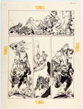 Original Comic Art:Panel Pages, Gil Kane - Sci-Fi Panel Page 9 Original Art (undated)....