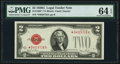 Small Size:Legal Tender Notes, Fr. 1508* $2 1928G Legal Tender Note. PMG Choice Uncirculated 64 EPQ.. ...