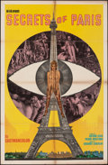 """Movie Posters:Foreign, Paris Secret & Other Lot (MGM, 1965). Folded, Fine. One Sheets (6) (27"""" X 41""""), Lobby Card Set of 8 (11"""" X 14"""") & Mexican Lo... (Total: 24 Items)"""