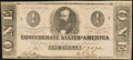 Confederate Notes:1862 Issues, T55 $1 1862 PF-2 Cr. 397 About Uncirculated.. ...