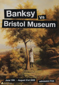 Prints & Multiples, After Banksy . Banksy vs. Bristol Museum, posters (four works), 2009. Offset lithographs in colors on satin white pa... (Total: 4 Items)