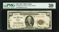 Small Size:Federal Reserve Bank Notes, Fr. 1890-K $100 1929 Federal Reserve Bank Note. PMG Very Fine 30.. ...